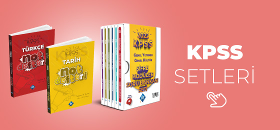KPSS Setleri