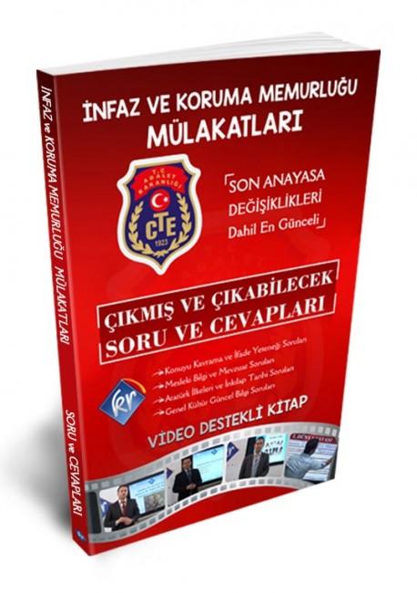 Kr Akademi Yayınları - İnfaz ve Koruma Memurluğu Mülakatları Çıkmış Soru ve Cevapları