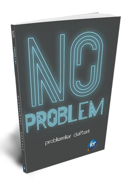 Kr Akademi Yayınları - No Problem Matematik Problemler Defteri