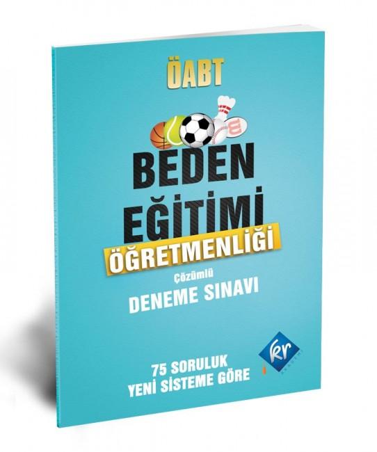 Kr Akademi Yayınları - ÖABT Beden Eğitimi Öğretmenliği Çözümlü Deneme
